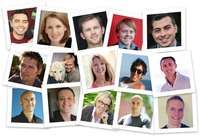 15 Bloggers